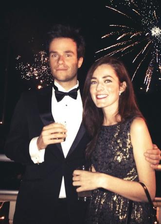Kiel James Patrick and Sarah Vickers